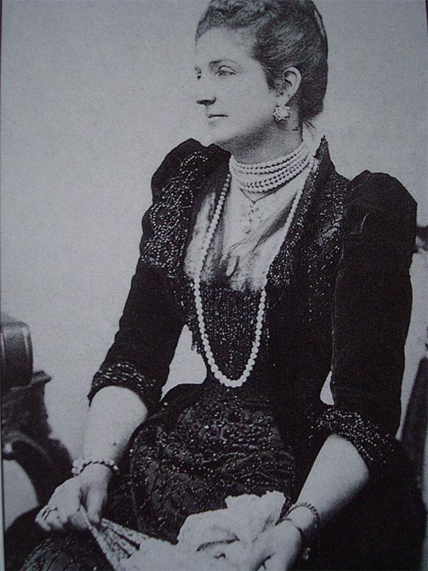 Королева Италии Маргарита