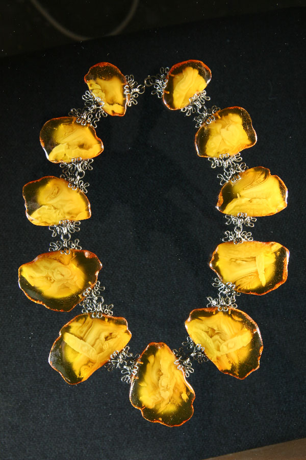 Ожерелье «Зимушка»