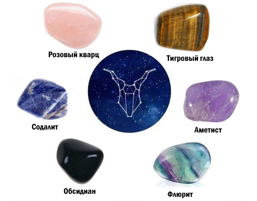 Камни козерога