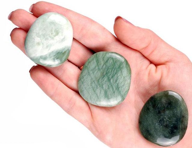 Камни жадеита
