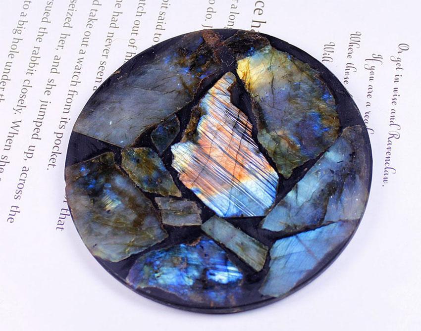 Уникальный камень Лабрадор