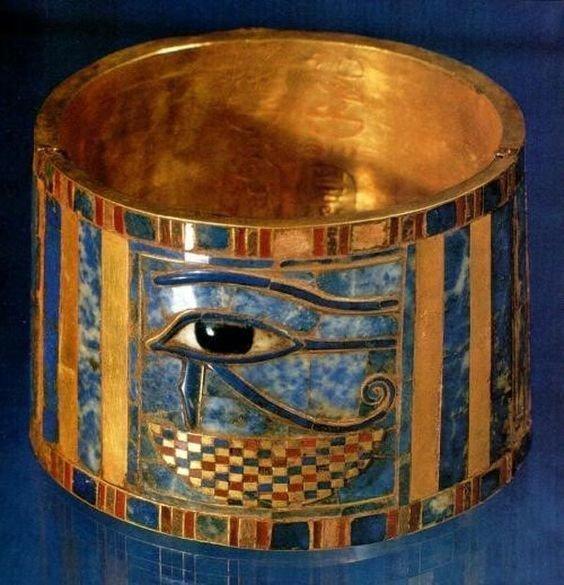 Браслет царицы Аххотеп
